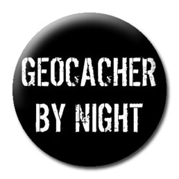 Geocacher By Night