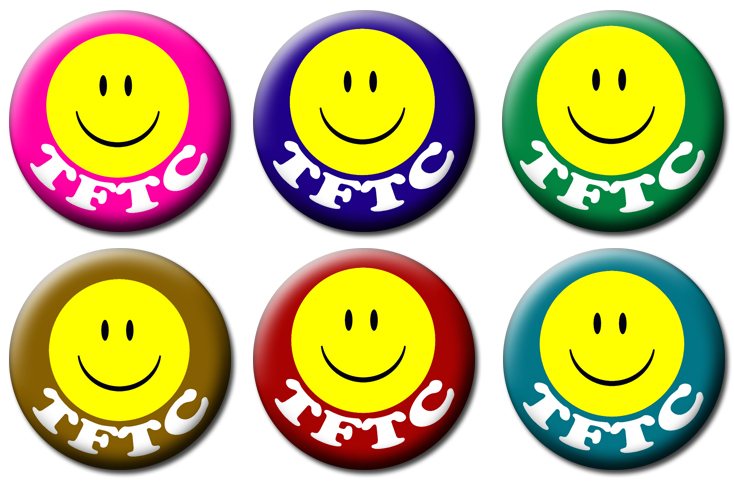 TFTC Button Set